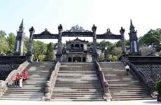 Mausoleum of Emperor Khai Dinh
