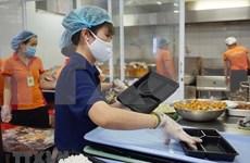 Saigon Co.op supplies meals to quarantine areas