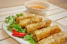 Hanoi's Fried Spring Roll