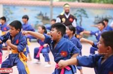 Thien Mon Dao honors Vietnam's martial arts