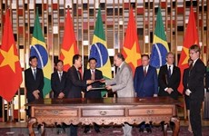 Vietnam, Brazil bolster comprehensive partnership ties