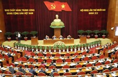 Party Central Committee's 12th plenum opens