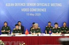 ASEAN senior defence officials discuss cooperation