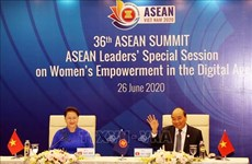 ASEAN promotes women's empowerment in digital age