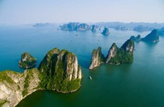 Ha Long Bay listed among world's 50 most beautiful natural wonders