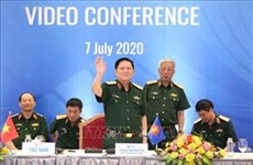 ASEAN Defence Senior Officials' Meeting Plus Video Conference