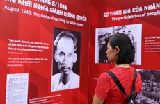 Exhibition tells Vietnam's path to independence