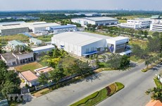 Prospects of listed industrial parks