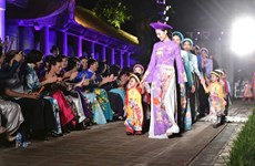 Ao Dai seeks national intangible heritage title