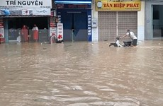 Storm Etau claims two lives in central region