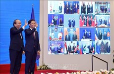 Foreign media highlights RCEP signing, praises Vietnam's ASEAN chairmanship