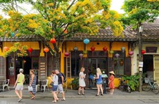 Hoi An reopens pedestrian streets and craft villages
