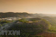 UNESCO honours third Global Geopark in Vietnam