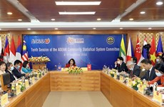 ASEAN 2020: 10th session of ASEAN Community Statistical System Committee