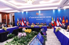 ASEAN 2020: 14th ASEAN Defence Ministers' Meeting