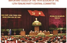 Important issues of Party Central Committee's 14th session
