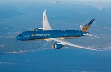 Vietnam Airlines listed among top 50 leading brands