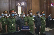 Defendants brought to court for anti-State propaganda