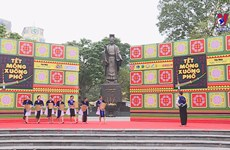 H'mong spring festival enchants Hanoians