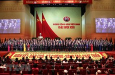 13th Party Central Committee makes debut