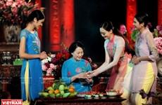 Ao dai, the identity of Vietnamese culture