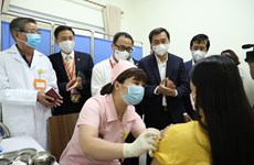 Human trials start on second Vietnam-produced COVID-19 vaccine