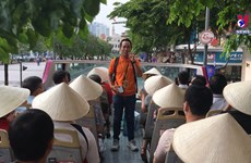 Tour guides excited to get back into the field