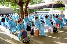 COVID-19 prevention and control: Vietnam's imprint on international map