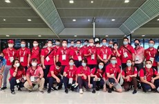 Vietnamese athletes conclude journey at Tokyo Olympics