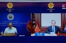 ASEAN, US agree to continue prioritising COVID-19 response