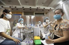 Hanoi ready for hi-speed massive COVID-19 vaccination campaign