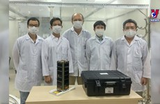 Made-in-Vietnam satellite set for launch before March 2022