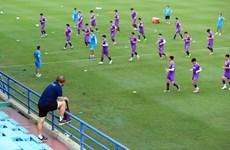 Coach Park Hang-seo rejoins Vietnam national football team after quarantine time