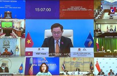 42nd General Assembly of ASEAN Inter-Parliamentary Assembly opens