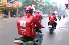 Hanoi permits motorbike shippers to operate from 9am to 8pm