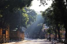 Beautiful Hanoi in Autumn