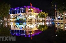 Hanoi sparkles with nocturnal serenity on Autumn nights