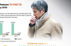 Vietnam to end TB by 2030