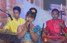 Khmer traditional music and dance festival
