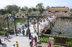 International arrivals to Thua Thien-Hue rise by 11 percent