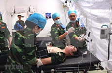 Vietnam's second field hospital ready for mission in South Sudan