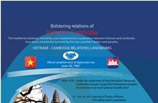 Bolstering Vietnam - Cambodia relations