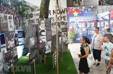 Exhibition tells stories of peace