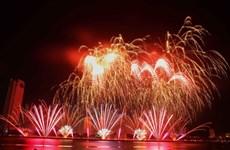 Fireworks festival promotes Da Nang tourism