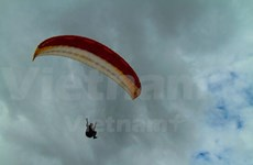 New ideal site for paragliding lovers