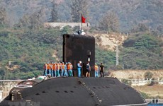 Submarine Brigade 189 enhances territorial defence capacity