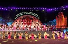 Cham festival opens in Phu Yen