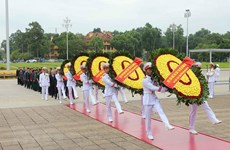 Activities to mark 74th National Day