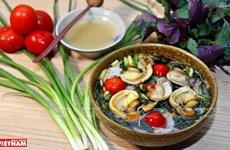 Bun oc, an authentic Hanoi dish