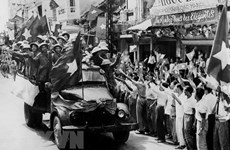 Memories on Hanoi Liberation Day in 1954